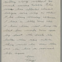 1945-01-21 Lloyd Davis to Laura Davis Page 2