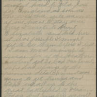 1919-02-09 Wright Jolley to Mrs. S.R. Jolley Page 2