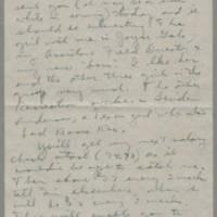 1944-02-10 Helen Fox to Bess Peebles Fox Page 1