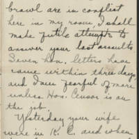 1918-04-17 Daphne Reynolds to Conger Reynolds Page 1