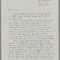 1942-05-15 Maurice Hutchison to Laura Frances Davis Page 1