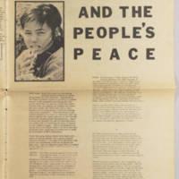 "1970-10-07 """"Iowa City People's Peace Treaty Committee"""" Page 1"