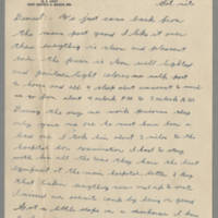 1942-12-19 Lloyd Davis to Laura Davis Page 1