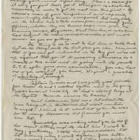 1917-11-26 Bob Browning to Karl Hoffman Page 1