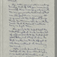 1942-09-28 Laura Davis to Lloyd Davis Page 1