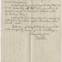 1917-12-18 Robert M. Browning to Miss Mabel C. Williams Page 3
