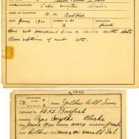 Thomas Wilmer Dewing, egg card # 009