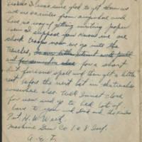 1918-07-12 Harvey Wertz to Mrs. L.A. Wertz Page 4