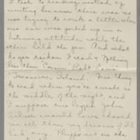 1918-07-14 Daphne Reynolds to Conger Reynolds Page 2