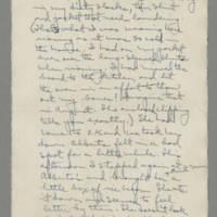 1942-08-24 Laura Davis to Lloyd Davis Page 5