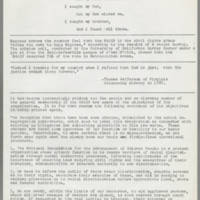 1967-07-13 Newsletter, Fort Madison Branch of the NAACP Page 2