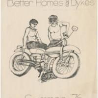 """Better Homes & Dykes"" Summer '76"