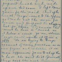 1919-07-15 Conger and Daphne Reynolds to Mary Goodenough Page 2