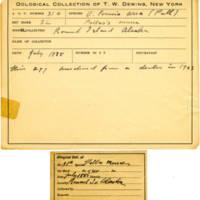 Thomas Wilmer Dewing, egg card # 023