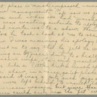 1918-02-17 Daphne Reynolds to Conger Reynolds Page 3