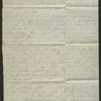 Correspondence to Ellen Mowrer Miller in Boone County, Iowa from family in Pennsylvania, Iowa and South Dakota, 1865-1890