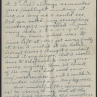 1917-12-13 Conger Reynolds to Daphne Goodenough Page 2