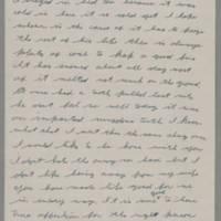 1943-01-10 Lloyd Davis to Laura Davis Page 1