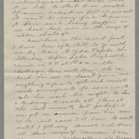 1942-08-15 Bessie Hutchison to Laura Davis Page 2