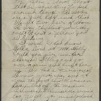 1918-09-11 Thomas Messenger to Mr. & Mrs. N.H. Messenger Page 4