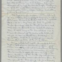 1943-02-10 Laura Davis to Lloyd Davis Page 3