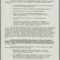 """1970-06-03 Report: """"""""Campus Tensions -- A Report on Iowa and Elsewhere"""""""" Page 10"""