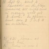 1865-06-22 -- 1865-06-26