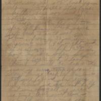1918-06-26 Harvey Wertz to Mr. L.A. Wertz Page 2