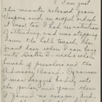 1918-03-10 Daphne Reynolds to Conger Reynolds Page 1