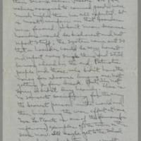 1943-02-24 Laura Davis to Lloyd Davis Page 3