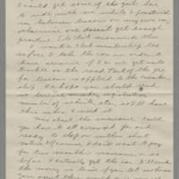 1942-08-15 Bessie Hutchison to Laura Davis Page 3