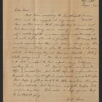1945-06-28 Lt. Col Bill Boice to Dave Elder