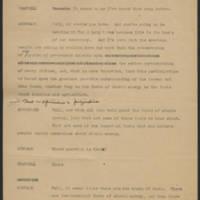 Interview of Mrs. Dorothy Schramm Page 11