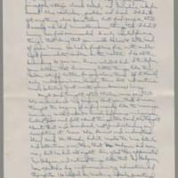 1942-01-03 Laura Davis to Lloyd Davis Page 2
