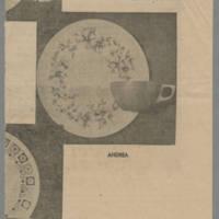 "1965-10-27 Cedar Rapids Gazette Article: """"Campus Ferment"""""