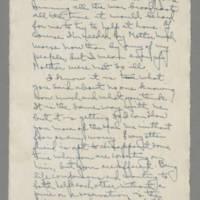 1942-08-20 Laura Davis to Lloyd Davis Page 5