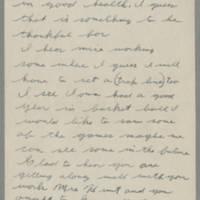 1945-03-05 Lloyd Davis to Laura Davis Page 2