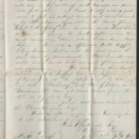 1862-05-25 William E. Thorpe to Alfred Thorpe Page 3
