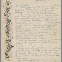 1946-01-18 Helen Fox Angell to Bessie Peebles Fox Page 1