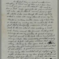 1945-06-08 Everette W. Squire to Dave Elder Page 1