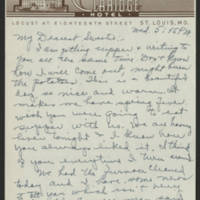 Undated letter 5