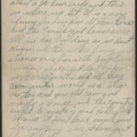 1917-12-18 Harvey Wertz to Mr. L.A. Wertz Page 2