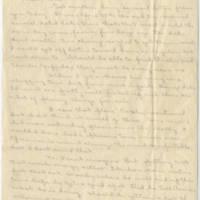 1944-05-22 John Graham to Mr. & Mrs. W.J. Graham Page 1