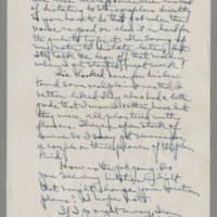1941-10-30 Laura Davis to Lloyd Davis Page 2