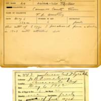 Thomas Wilmer Dewing, egg card # 330