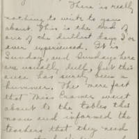 Conger Reynolds correspondence, March 16-31, 1918
