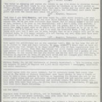 1968-04-18 Newsletter, Fort Madison Branch of the NAACP Page 2