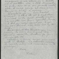 1944-02-27 Helen Fox to Bess Peebles Fox Page 2