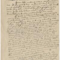 1919-12-21 Robert M. Browning to Dr. Mabel C. Williams Page 1