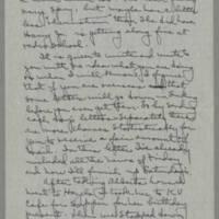 1943-02-21 Laura Davis to Lloyd Davis Page 4
